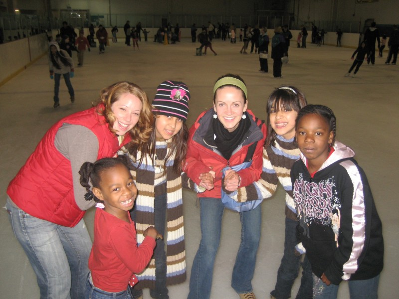 Ice Skating Field Trip