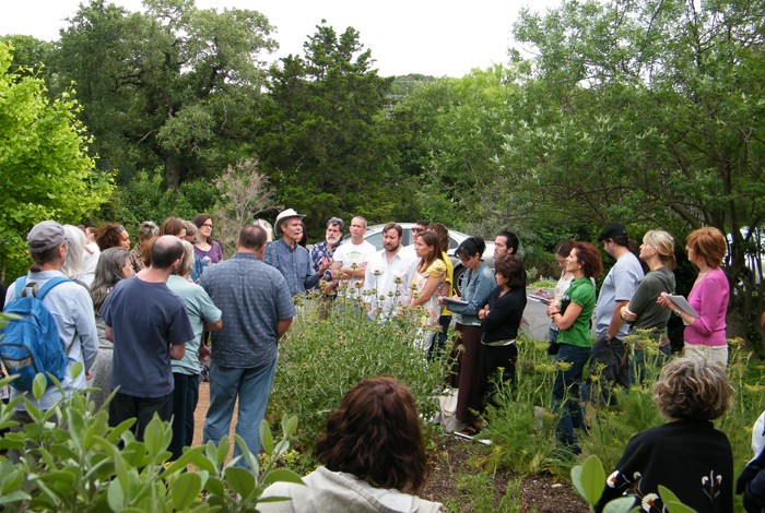Educational Herb Walk