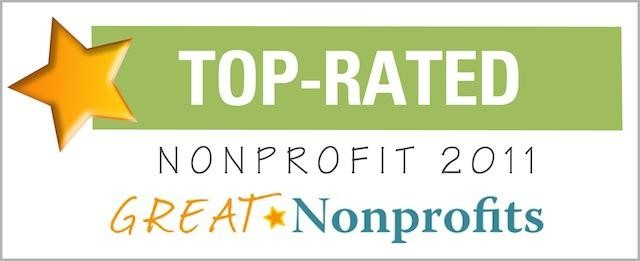 2011 'Top Rated' Nonprofit (Children & Families Campaign)