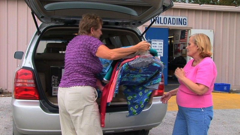 RCS Thrift Store on East Bay Drive greatly appreciates gently used clothing donations
