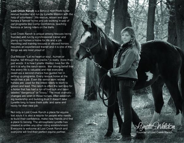 Founder Lynette Weldon