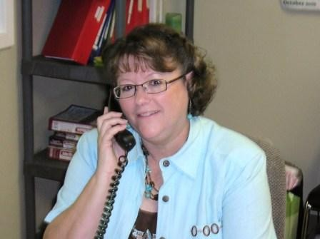 Vickie Thomas Administrative Assistant