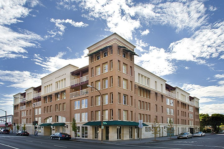 Villa Montgomery Apartments offers 58 affordable units for Redwood City