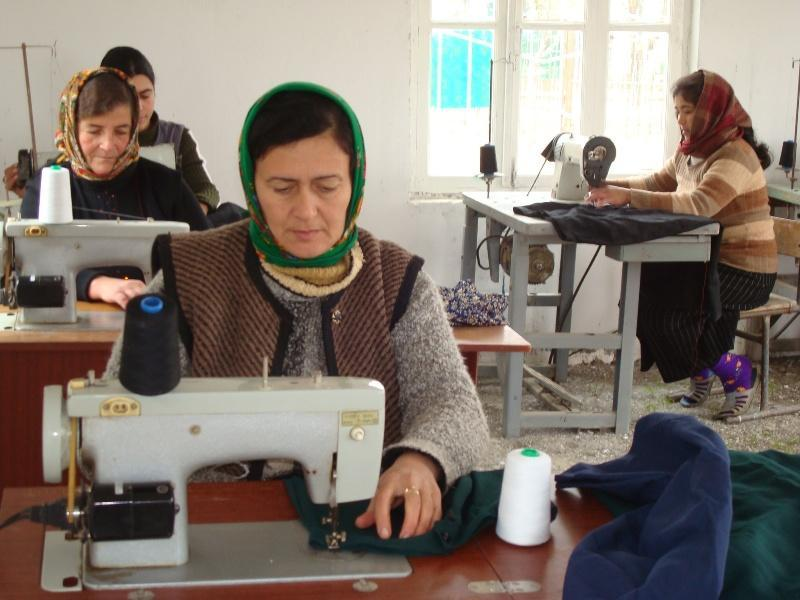 Vocational Training, Azerbaijan