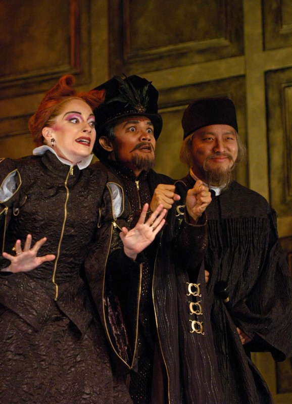 Wolf Trap Opera Company's Volpone, which was nominated for a 2009 Grammy for Best Opera Recording