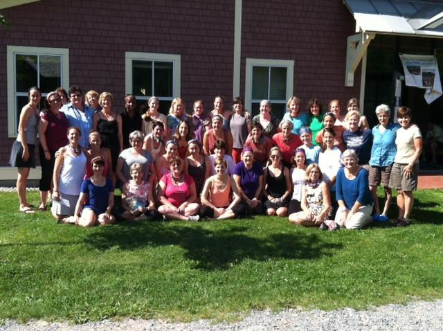 Wilderness Heals 2013 participants.