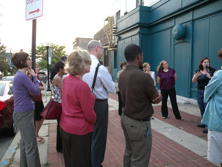 CLC works to preserve the historic character of neighborhoods.