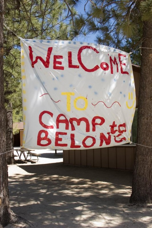 Welcome to Camp To Belong!