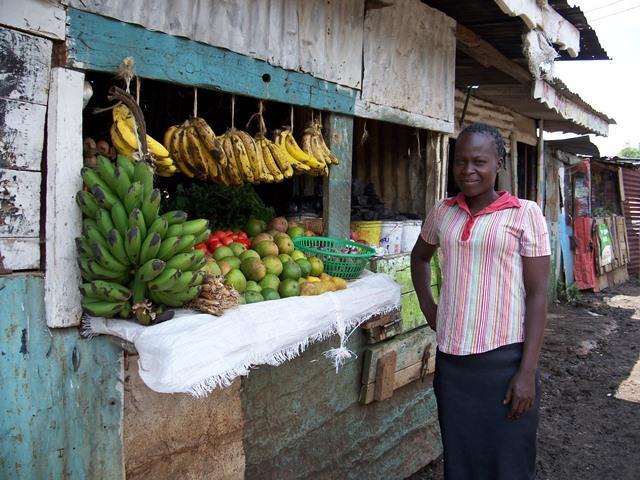 Women in business, Mathare