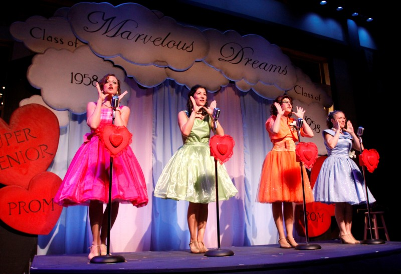 The Marvelous Wonderettes - 2010
