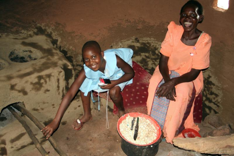 Women's Empowerment - Fuel-Efficient Stove