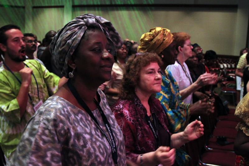 Worship, 2010 20th Baptist World Congress, Honolulu, Hawai'i