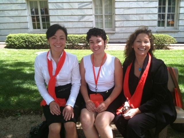 Austin delegation to YWCA USA annual meeting.