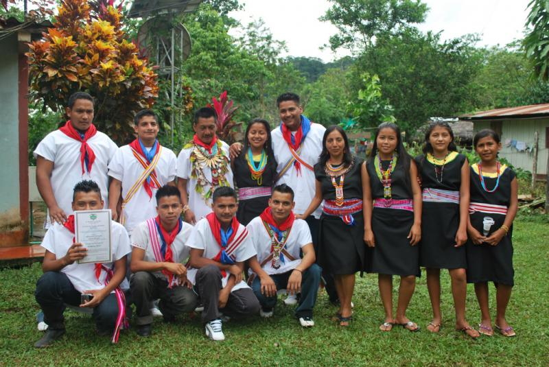 Yaichaicuri Students - Colombia
