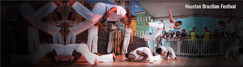 Capoeira Luanda Houston | Houston Brazilian Festival 2013