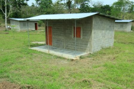 Rainbow Network New Housing for Nicaragua
