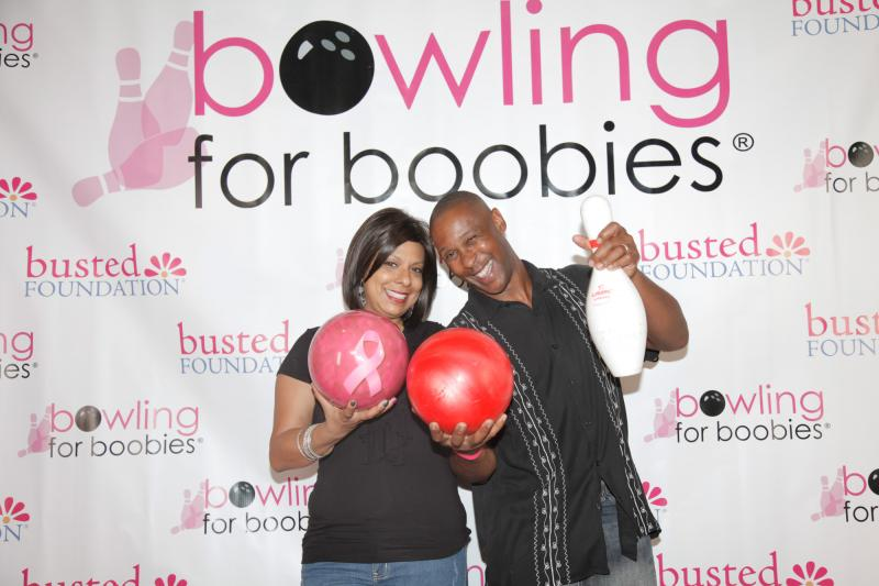 Bowling For Boobies Los Angeles 2012