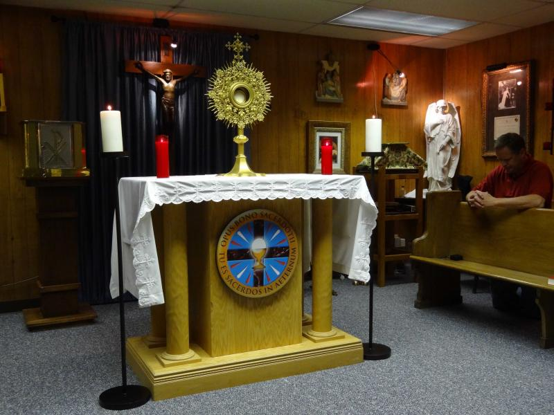 Our Lady of Priests Chapel
