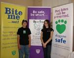 Doggone Safe show booth