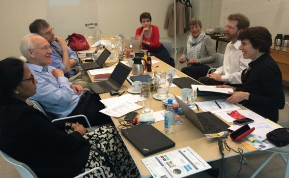 Meeting of IAHPC Board of Directors