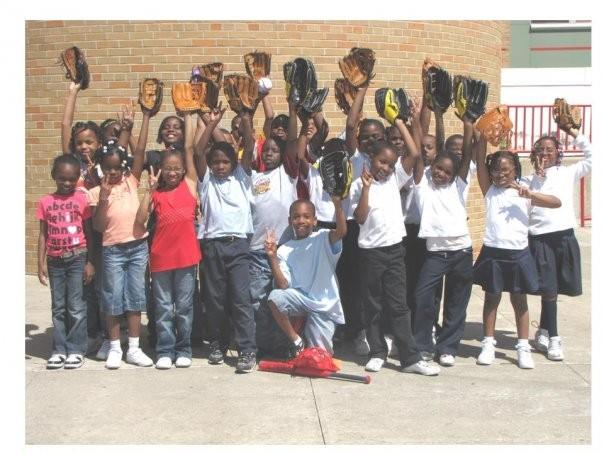 A donor's gift creates a baseball program in Detroit!
