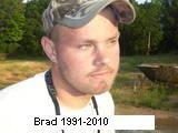 Founded in Memory of Brad