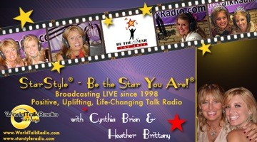 Starstyle-Be the Star You Are!r Radio Show