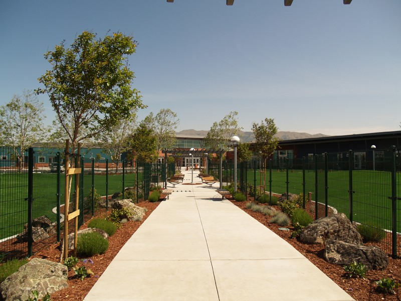 HSSV Dog Park (separate small and large dog, dog parks)