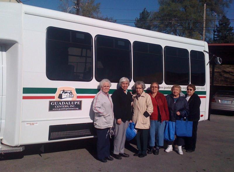 Seniors and Meals-on-wheels Program