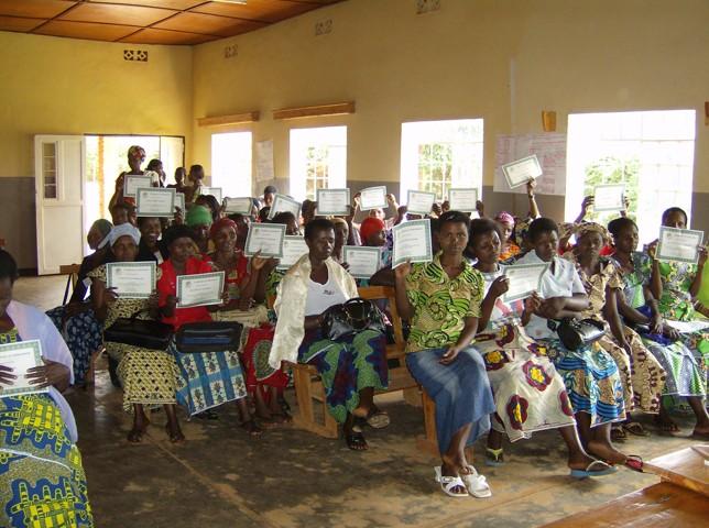 Global Grassroots graduates