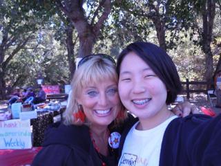Jen, Event Coordinator & Cynthia