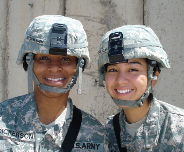 The Ladies of Liberty project focuses on the unique needs of  deployed females.