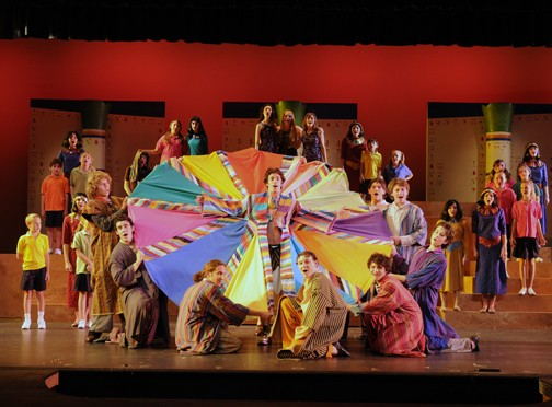 SDJT's production of Joseph & the Amazing Technicolor Dreamcoat