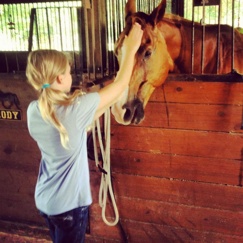 Equine Assisted Learning teaches trust, perspective, self-acceptance,  decreased isolation.