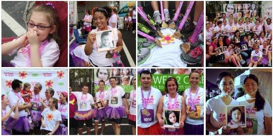 Team GP2C at the Disney Princess Half Marathon!