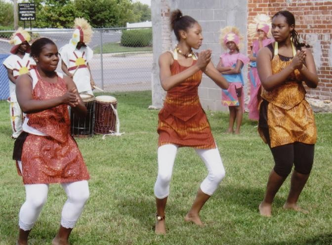 The annual African Heritage Festival is now planned totally by the youth in the neighborhood.