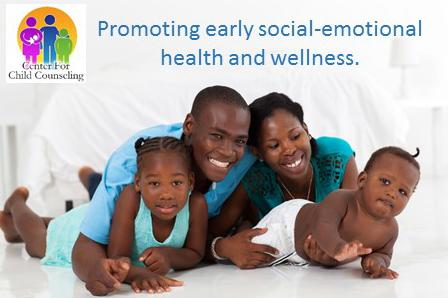 Supporting children and families through effective, early intervention and mental health services.