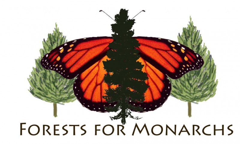 Forests for Monarchs project logo