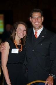 Lauren Rubenstein, Community Events Coordinator and Paul Isenberg, CEO & Founder