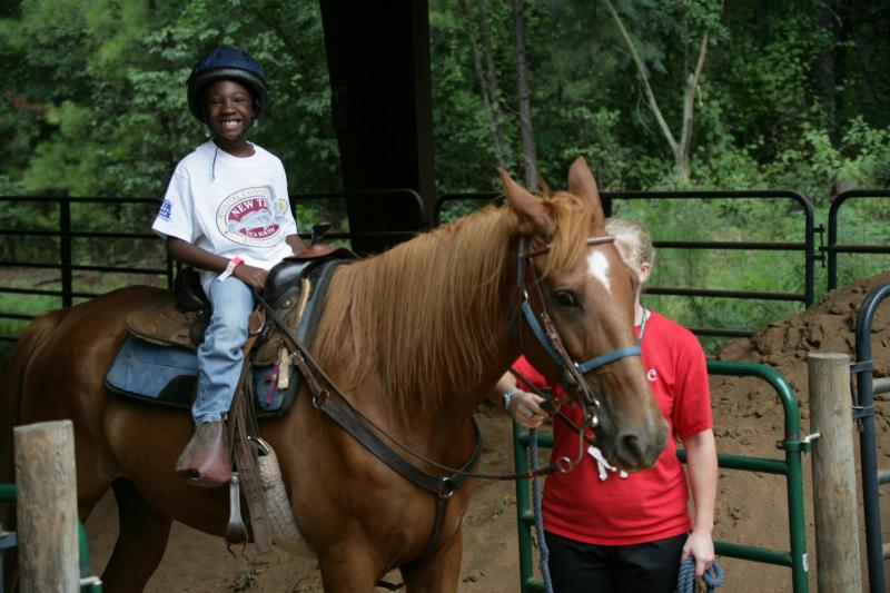 and horseback riding.