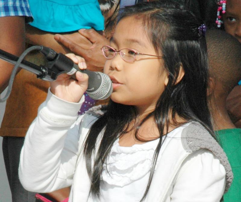 Small Talent, Big Voice