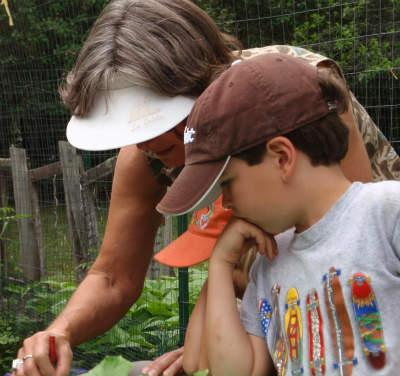 Multigenerational programs encourage families to enjoy time together in nature.