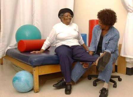 Physical Threapy helps seniors stay strong so they can stay living in the community