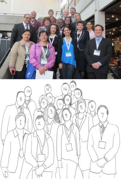 IAHPC Grantees to the World Congress of Palliative Care in Copenhaghen