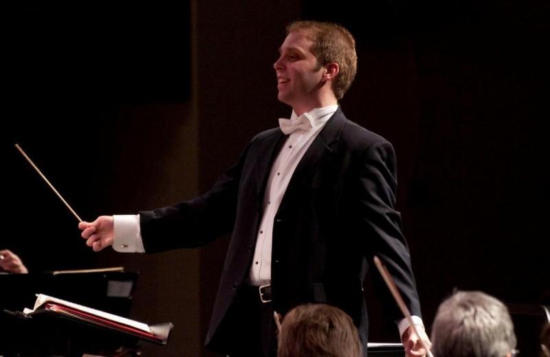Music Director Charles Latshaw