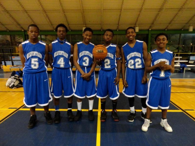 Jr. High Basketball Team