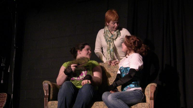 Ideal Husband (rehearsal)