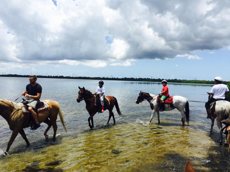 Advanced Trail Riders at The Bay