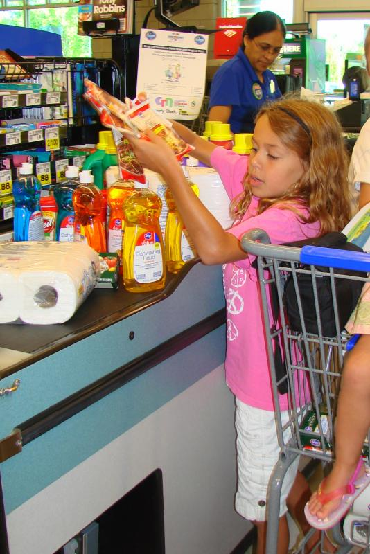 Fun Service Projects for Kids