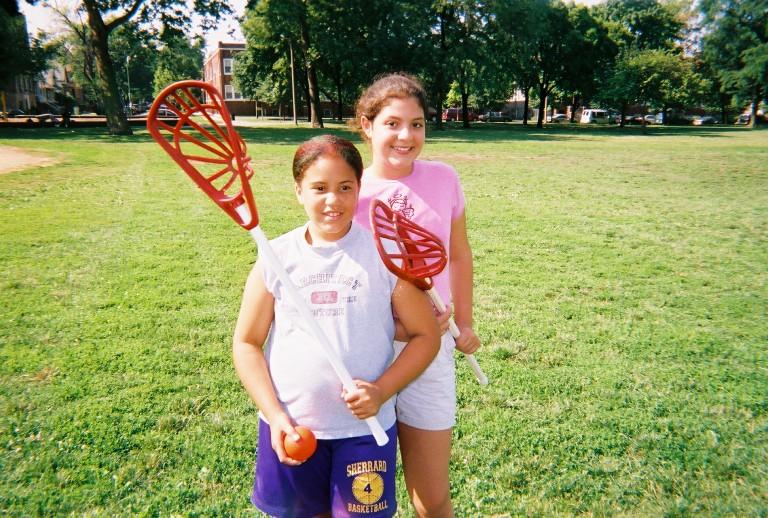 Girls Get Lacrosse